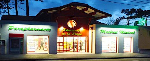 Pharmacie De La Plage, BISCARROSSE