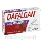 DAFALGAN ADULTES 600 mg, suppositoire à BISCARROSSE
