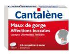 CANTALENE, comprimé à sucer à BISCARROSSE