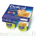 DELICAL NUTRA'POTE DESSERT AUX FRUITS, 200 g x 4 à BISCARROSSE