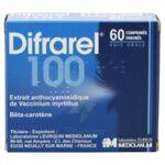 DIFRAREL 100 mg, comprimé enrobé à BISCARROSSE