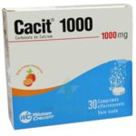 CACIT 1000 mg, comprimé effervescent à BISCARROSSE