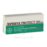 ASPIRINE PROTECT 300 mg, comprimé gastro-résistant à BISCARROSSE