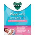 VICKS VAPOPATCH ENFANTS à BISCARROSSE