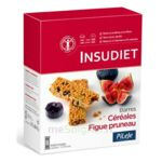 INSUDIET BARRES CEREALES FIGUE PRUNEAU à BISCARROSSE