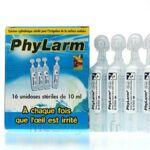 PHYLARM, unidose 10 ml, bt 16 à BISCARROSSE