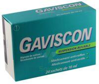 GAVISCON, suspension buvable en sachet à BISCARROSSE