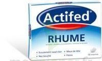 ACTIFED RHUME, comprimé à BISCARROSSE