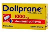 DOLIPRANE 1000 mg Comprimés Plq/8 à BISCARROSSE