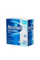 NICOTINELL MENTHE FRAICHEUR 2 mg SANS SUCRE, gomme à mâcher médicamenteuse Plq/204 à BISCARROSSE