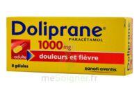 DOLIPRANE 1000 mg Gélules Plq/8 à BISCARROSSE