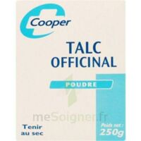 COOPER TALC, bt 250 g à BISCARROSSE