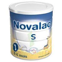 NOVALAC S 1, 0-6 mois bt 800 g à BISCARROSSE