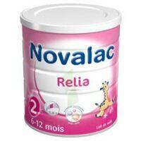 NOVALAC RELIA 2, 6-12 mois  bt 800 g à BISCARROSSE