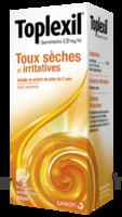 TOPLEXIL 0,33 mg/ml, sirop 150ml à BISCARROSSE