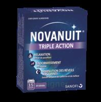 NOVANUIT Triple action Gélules B/30 à BISCARROSSE