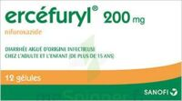 ERCEFURYL 200 mg, gélule à BISCARROSSE