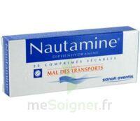 NAUTAMINE, comprimé sécable à BISCARROSSE