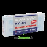 IBUPROFENE MYLAN 200 mg, comprimé enrobé à BISCARROSSE
