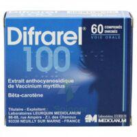 DIFRAREL 100 mg, comprimé enrobé 6Plq/10 à BISCARROSSE