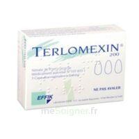 TERLOMEXIN 200 mg, capsule molle vaginale à BISCARROSSE