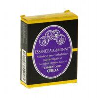 ESSENCE ALGERIENNE, solution pour inhalation par fumigation à BISCARROSSE