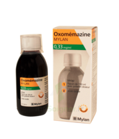 OXOMEMAZINE MYLAN 0,33 mg/ml, sirop à BISCARROSSE