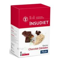 INSUDIET BARRES CHOCOLAT CEREALES à BISCARROSSE