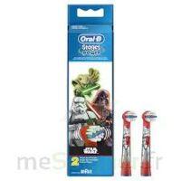 Oral-B Stages Power Star Wars 2 brossettes à BISCARROSSE
