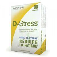 D-STRESS, boite de 80 à BISCARROSSE