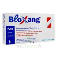 BLOXANG Eponge de gélatine stérile hémostatique B/5 à BISCARROSSE