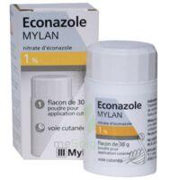 ECONAZOLE MYLAN 1 % Pdr appl cut Fl/30g à BISCARROSSE