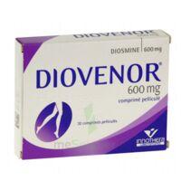 DIOVENOR 600 mg, comprimé pelliculé à BISCARROSSE