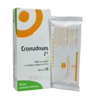 CROMADOSES 2 POUR CENT, collyre en solution en récipient unidose à BISCARROSSE
