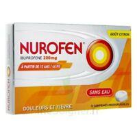 NUROFEN 200 mg, comprimé orodispersible à BISCARROSSE