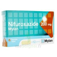 NIFUROXAZIDE MYLAN 200 mg, 12 gélules à BISCARROSSE