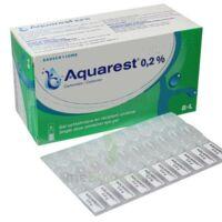 AQUAREST 0,2 %, gel opthalmique en récipient unidose à BISCARROSSE