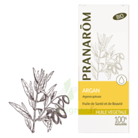PRANAROM Huile végétale bio Argan 50ml à BISCARROSSE