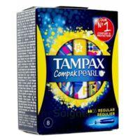 Tampax Compak Pearl Régulier à BISCARROSSE