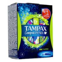 Tampax Compak Pearl Super à BISCARROSSE