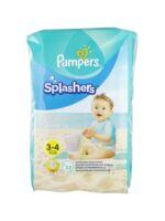 Pampers Splashers taille 3-4 (6-11kg) maillot de bain jetables à BISCARROSSE