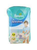 Pampers Splashers taille 5-6 (14kg) à BISCARROSSE