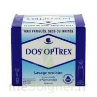 DOS'OPTREX S lav ocul 15Doses/10ml à BISCARROSSE