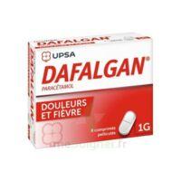 DAFALGAN 1000 mg Comprimés pelliculés Plq/8 à BISCARROSSE