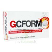 GCFORM, comprimé effervescent à BISCARROSSE