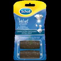 Scholl Velvet Smooth Rouleaux De Remplacement  Grain Extra Exfoliant à BISCARROSSE