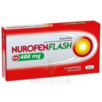 NUROFENFLASH 400 mg Comprimés pelliculés Plq/12 à BISCARROSSE