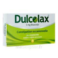 DULCOLAX 5 mg Comprimés enrobés gastro-résistants Plq/30 à BISCARROSSE