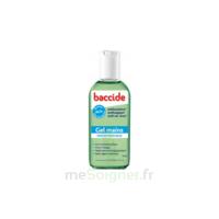 Baccide Gel mains désinfectant Fraicheur 75ml à BISCARROSSE