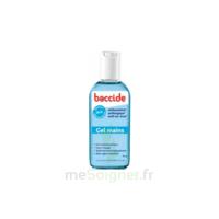 Baccide Gel mains désinfectant sans rinçage 75ml à BISCARROSSE